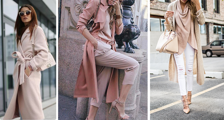 Almost Mauve Pantone Fashion 2018